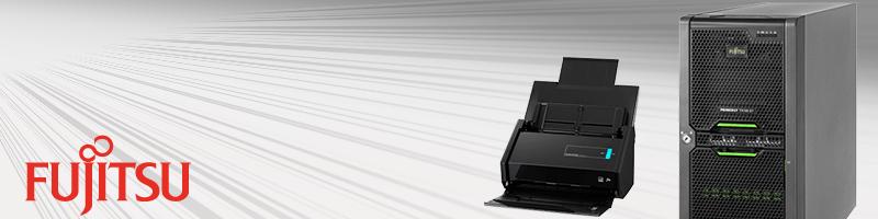 Fujitsu スプラッシュ画像