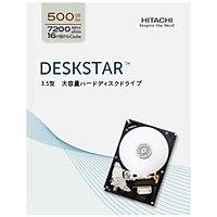 ★HITACHI IDK/500GB/3Gb/s SATA/7200rpm/3.5inch
