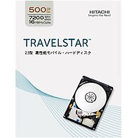 HITACHI IDK/500GB/3Gb/s SATA/7200rpm/2.5inch