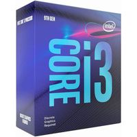 Intel Core i3-9100F 3.60GHz 6MB LGA1151 COFFEE LAKE (BX80684I39100F)画像