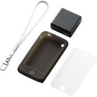 iPhone 3GS 2009/充電器セット/ブラック MPA-P09ACBK