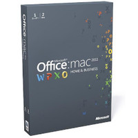 Office for Mac Home and Business Multi Pack 2011 日本語版
