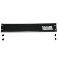 クイックブランクパネル QP-88BK 2U(黒)