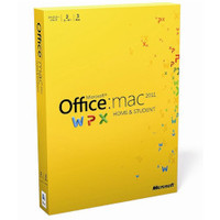 Office for Mac Home and Student Family Pack 2011 日本語版