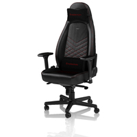 noblechairs noblechairs ICON レッドステッチ (NBL-ICN-PU-BRD-SGL)画像