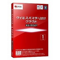 ウイルスバスター2011 クラウド 6ユーザパック