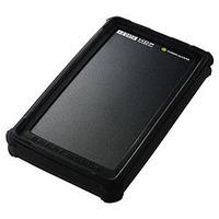 I.O DATA USB2.0/1.1 バスパワー駆動ポータブルHDD 320GB ブラック (HDP-U320S(K))画像