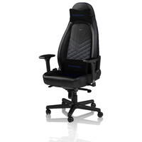 noblechairs noblechairs ICON ブルーステッチ (NBL-ICN-PU-BBL-SGL)画像
