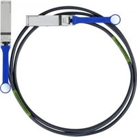 Mellanox copper cable, up to 40Gb/s, 4X QSFP, 28 AWG, 5 meter画像
