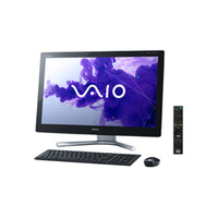 VAIO Lシリーズ(24型/Win8/Corei5-3230M/4GB/2TB/Blu-ray/TV/OfficeH&B2013/ブラック)画像