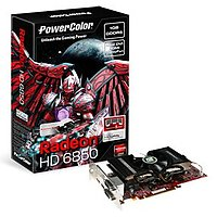PowerColor HD6850 1GB GDDR5 PREMIUM EDITION