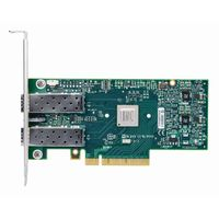ConnectX-3 EN network interface card, 10GigE, dual-port SFP+, PCIe3.0 x88GT/s, tall bracket, RoHS R6画像