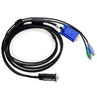 PShareシリーズ専用PS/2ケーブル 1.8m (RoHS対応)